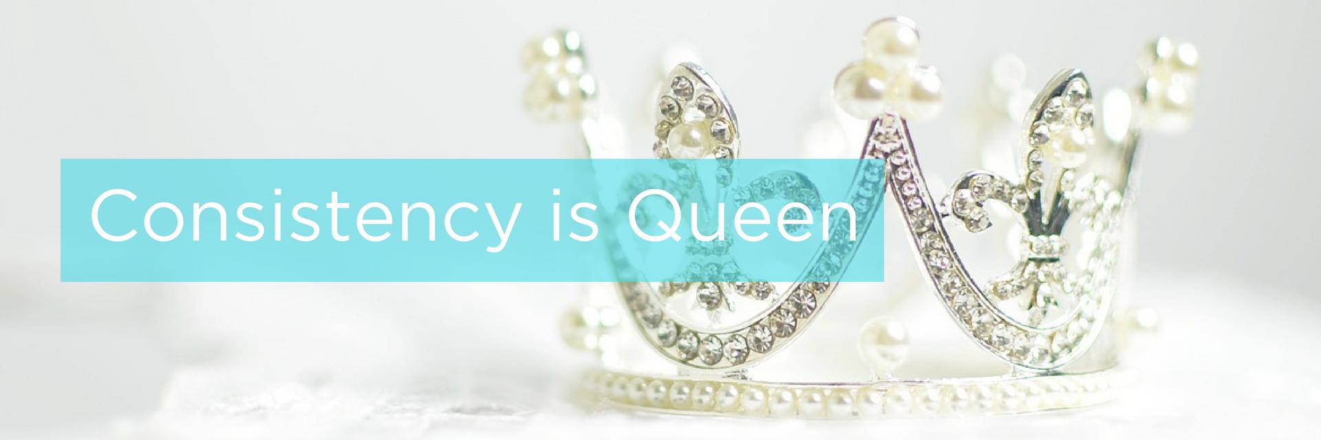 Consistent content - is Queen